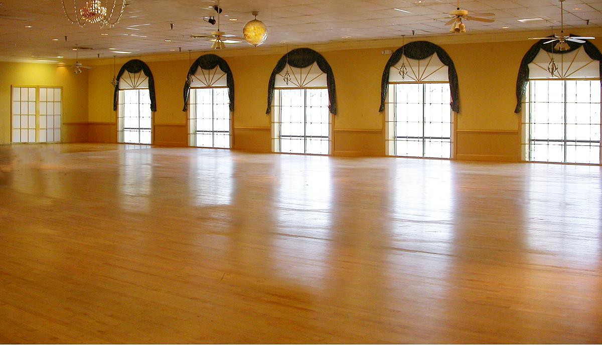 ballrom windows-empty-A - Hollywood Ballroom Dance Center