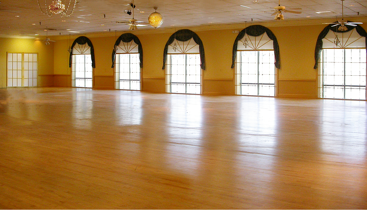 Largest Dance Floor In The Area Hollywood Ballroom