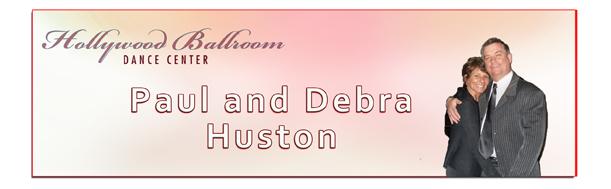 Paul and Debra Huston