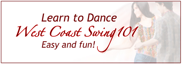 West Coast Swing 101 at Hollywood Ballroom Dance Center
