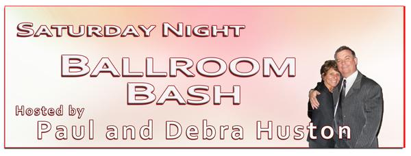 Ballroom Bash at Hollywood Ballroom hosted by Paul and Debra Huston